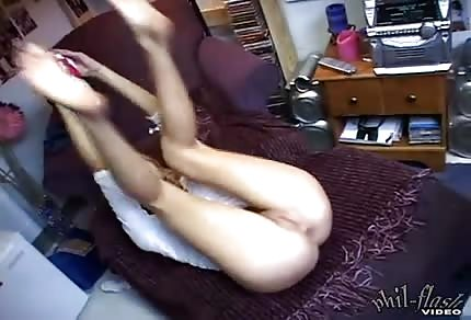 Kasia sa bene come toccare se stessa