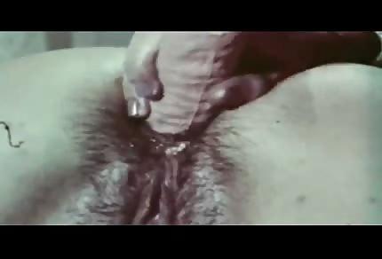 Il buon vecchio porno con la patata pelosa
