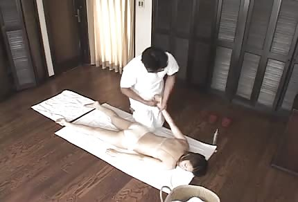 Il massaggio giapponese e la chiavata a casa