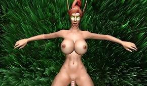 Porno animazione dal mondo WOW parte 4