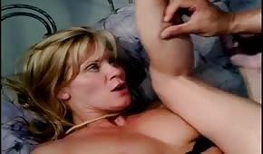 Sborra sulla figa sexy di Ginger Lynn